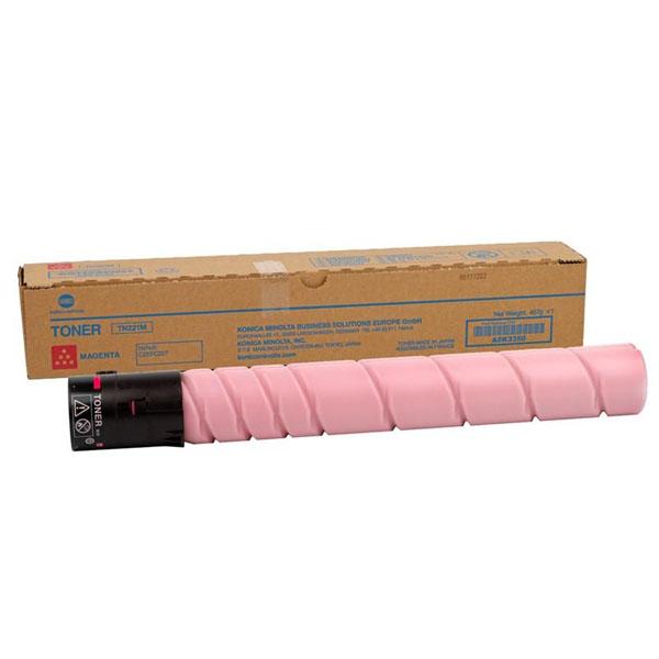 Оригинальный картридж TN-324M bizhub C258 / C308 / C368, красный, A8K3350
